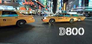 D800 challenge in NY