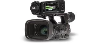 JVC GY-HM650E - die revolutionäre VJ-Kamera
